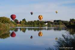 Hot Air Ballon Festival, Prosser, Washington